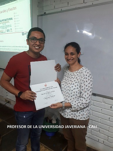 Profesor Universidad Javeriana
